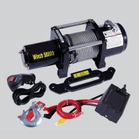 Buy cheap Portable Small Electric Winch with CE from wholesalers