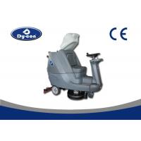 Buy cheap Maximum Driving Type Floor Scrubber Dryer Machine For Warehouse Hard Floor from wholesalers