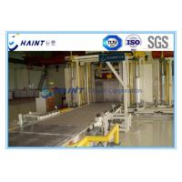 Buy cheap Customized Pallet Wrapping Solutions Fully Wrapped In Paper Making Industries product