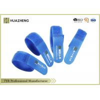 Buy cheap Blue Releasable Custom Releasable Cable Ties Roll For Fastener from wholesalers