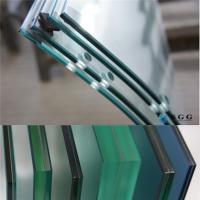 Buy cheap High quality 5+5,6+6,8+8,10+10,12+12mm heat soaked toughened tempered laminated glass fact from wholesalers