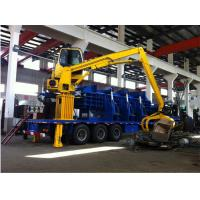 Buy cheap Ferrous & Non - Ferrous Smelting Industry Portable Baler With Oil - Steam Heat Exchange Cooler from wholesalers