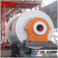 Buy cheap Industrial Horizontal Ball Mill / Gold Mining Ball Mill for Sale from wholesalers