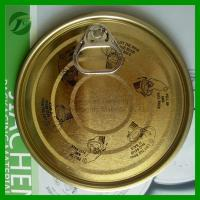 Buy cheap tinplate easy open end for tin can from wholesalers