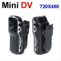 Buy cheap Mini DV DVR Sports Video Record Camera MD80 Camcorder With Retail Box from wholesalers