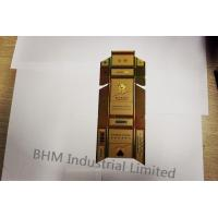 Buy cheap Bronzing / Imprint / Cover Membrane Cardboard Packs With Silk Screen from wholesalers