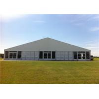 Buy cheap 25m * 40m ClearSpan Structure ABS Wall Marquee Tent Portable Air Conditioner Canopy from wholesalers