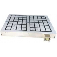 Buy cheap EPM50 N45 Electric Permanent Magnetic Chuck CNC Machine Accessories from wholesalers