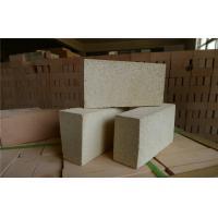 Ceramic Industrial Kiln Light Weight Insulating Refractory Brick , High Temperature
