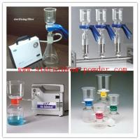 Buy cheap Organic Solvents Chemistry Lab Vacuum Filter For Filtration Safe Delivery from wholesalers