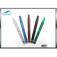 Buy cheap Black E Cigarette Ago Portable Dry Herb Vaporizer With Lcd Batter vapormax ago g5 vaping pens from wholesalers