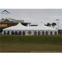 Buy cheap Typical Structure Mixed Marquee Tents For Large Commercial Activities from wholesalers