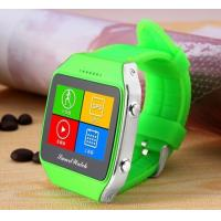 Buy cheap 92U Smart Watch Mobile Phone Wrist Phone iWatch for iPhone 4 4S 5 5S Samsung S4 Note 2 Not from wholesalers