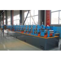 Buy cheap Automatic Tube Mill Machine High Precision Worm Gearing Customized Design from wholesalers
