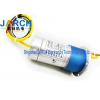 Buy cheap 1000rpm M5 Connections Hybrid Slip Rings For Rotary Table / Industrial Machinery from wholesalers