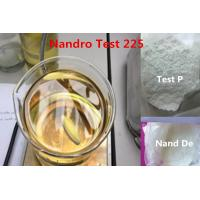 Buy cheap Nandro Test 225 Body Building Injectable Solution Nandro Test 225mg/Ml Yellow Mixed Oils from wholesalers