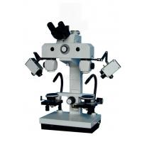Buy cheap Trinocular Bullet Comparison Microscope , Forensic Science Microscopes For Police from wholesalers