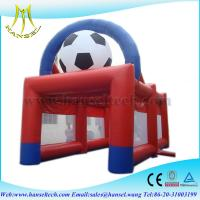 Buy cheap Hansel Inflatable  Sports Games 0.55 PVC Tarpaulin Safe Inflatable Sport Playground from wholesalers