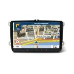 Buy cheap Digital Media Receivers Volkswagen DVD GPS Navigation System Universal Seat Skoda from wholesalers
