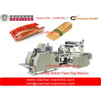 Buy cheap Automatic High Speed Film Patching Bread Paper Bag Making Machines from wholesalers