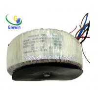 Buy cheap Toroidal Power Transformer Wire Leads Transformer for Medical Transformer from wholesalers