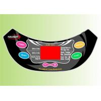 Buy cheap Panel Sticker Rubber Membrane Switch Keypad from wholesalers