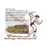 Buy cheap Injectable Steroids Primobolan Depot / Methenolone Enanthate / Primoject yellow oil 100mg/ml for bodybuilding from wholesalers