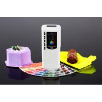 Buy cheap 3nh NR60CP Portable Color testing instrument , 8° / d Colorimeter,with 4mm&8mm 2 apertures product