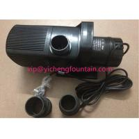 China Plastic Garden Fountain Pumps AC110 - 240V Small Submersible Pump With Plug CE on sale