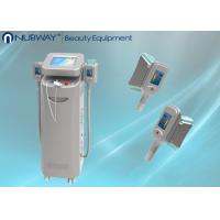Buy cheap 5in1 Cavitation RF Fat Freezing Machine Effective Safe 10MHz from wholesalers