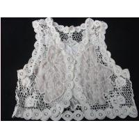 Buy cheap Sexy Crochet Vest For Women , Sleeveless Sweater Lace Vest from wholesalers