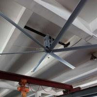 Buy cheap 20ft Big Industrial Ceiling Fans Big Wind Large Ass 6 Blade Ceiling Fan from wholesalers