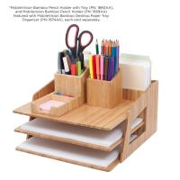 Buy cheap high quality bamboo pencil holder using pen holder office or home from wholesalers