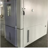 Buy cheap Led Touch Screen Environmental Test Chamber Programmable Air Water Cooling from wholesalers