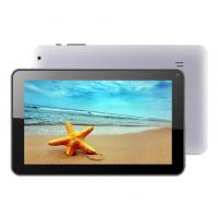 Buy cheap 9 ATM7029B Quad core tablet pc android 4.4 OS 512MB 8GB Dual camera with flash from wholesalers