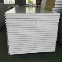 Buy cheap Structural Insulated Sandwich Panels , Heat Resistant Insulated Cladding Panels from wholesalers