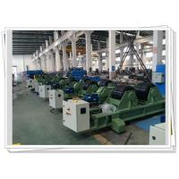 Buy cheap Hold Wind Tower Production Line Motorized Screw Adjustable Welding Turning Roll from wholesalers