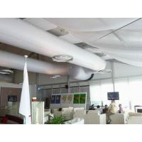 Buy cheap How is fabric duct system work with other energy saving air conditioner unit? from wholesalers