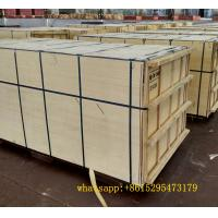Buy cheap Brown marine plywood marine board black film faced plywood to africa market from wholesalers