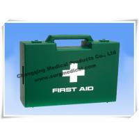 Buy cheap Double First Aid Plastic Box HSE Compliant For Workplace / Shop / Warehouse from wholesalers