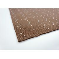 Buy cheap Moth Proof Needle Punched Non Woven Felt Anti - Slip Dots For Carpet Backing from wholesalers