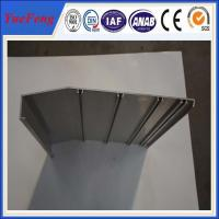 Buy cheap aluminium framing material manufacturer/ 6063 aluminium alloy profile for from wholesalers