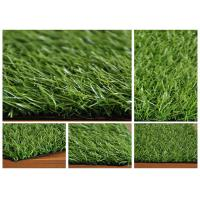 Buy cheap Green Soft Imitation Grass Lawns Artificial Grass Yard 200cm Width from wholesalers