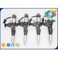 Buy cheap SK260-8 HINO J05E Excavator Spare Parts Fuel Injector 23670-E0050 For Kobelco Excavator from wholesalers