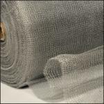 Buy cheap Crochet Weaving Stainless Steel Knitted Mesh , Demister Mesh Pad Irregular Hole from wholesalers