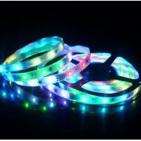 Buy cheap 14.4w /m Colorful SMD Led Lighting Strips Ip65 18lm /Led , Size L5000*W8mm from wholesalers