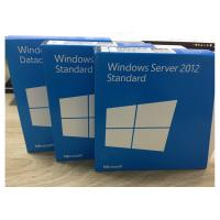 Buy cheap 64 Bit Microsoft Windows Server 2012 Retail Box , Windows Server 2012 R2 Enterprise from wholesalers