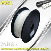 Buy cheap PCL Low Temperature 3D Filament,1.75 /3.0mm ,Widely Used In Food And Medical Fields. product