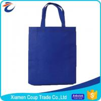 Buy cheap Wear - Resistant Fabric Reusable Shopping Bag Customized 30x10x40 Cm Size from wholesalers