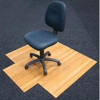 Buy cheap Durable Non Studded Wood Floor Chair Mat 45 x 53 Desk Protector Mat from wholesalers